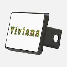 Viviana Floral Hitch Cover