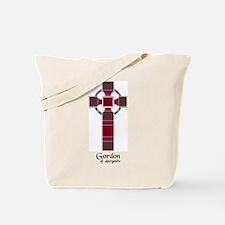 Cross - Gordon of Abergeldie Tote Bag