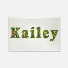 Kailey Floral Rectangle Magnet