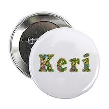Keri Floral Button