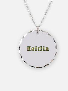 Kaitlin Floral Necklace