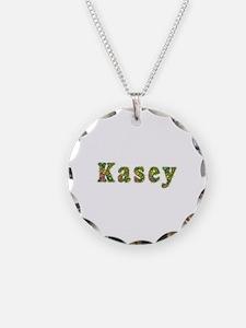 Kasey Floral Necklace