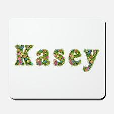 Kasey Floral Mousepad