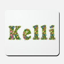 Kelli Floral Mousepad