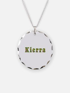Kierra Floral Necklace