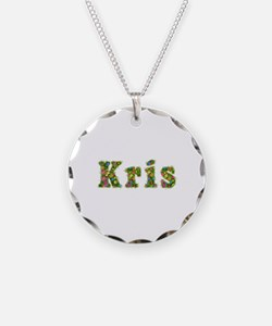 Kris Floral Necklace