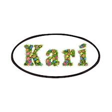 Kari Floral Patch