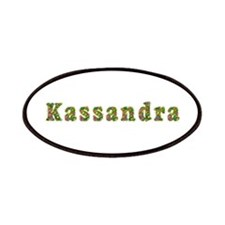 Kassandra Floral Patch