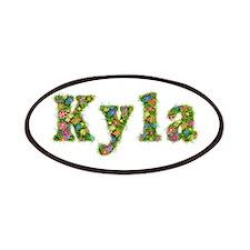 Kyla Floral Patch