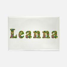 Leanna Floral Rectangle Magnet