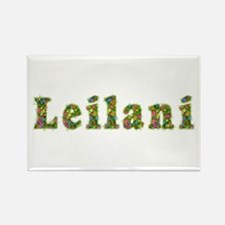 Leilani Floral Rectangle Magnet