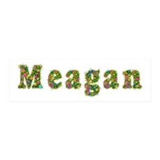Meagan Floral 36x11 Wall Peel