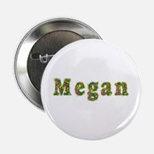 Megan Floral Button