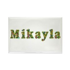 Mikayla Floral Rectangle Magnet