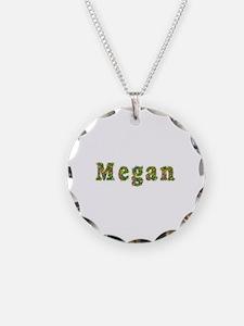 Megan Floral Necklace