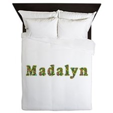 Madalyn Floral Queen Duvet