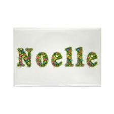 Noelle Floral Rectangle Magnet
