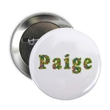 Paige Floral Button