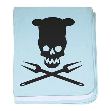 barbecue baby blanket
