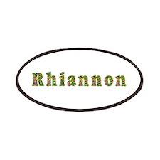 Rhiannon Floral Patch
