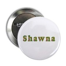 Shawna Floral Button