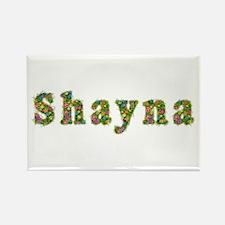 Shayna Floral Rectangle Magnet