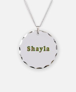 Shayla Floral Necklace