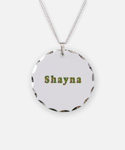 Shayna Floral Necklace