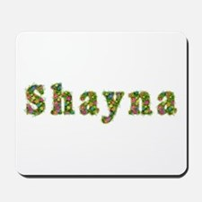 Shayna Floral Mousepad