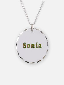 Sonia Floral Necklace