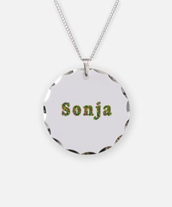 Sonja Floral Necklace