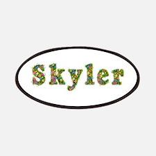 Skyler Floral Patch