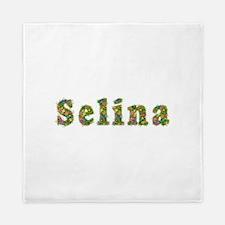 Selina Floral Queen Duvet