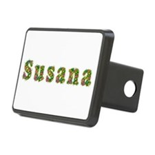Susana Floral Hitch Cover