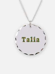 Talia Floral Necklace