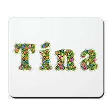 Tina Floral Mousepad