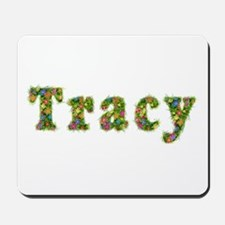 Tracy Floral Mousepad