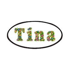 Tina Floral Patch