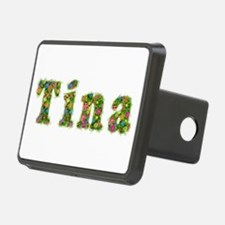 Tina Floral Hitch Cover