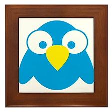 twitter Framed Tile