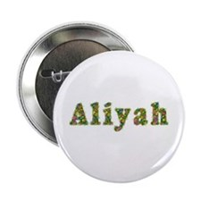 Aliyah Floral Button