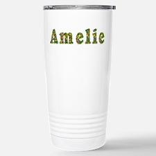 Amelie Floral Travel Mug
