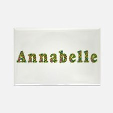 Annabelle Floral Rectangle Magnet