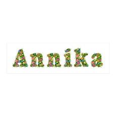 Annika Floral 36x11 Wall Peel