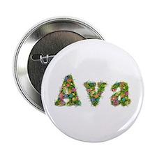 Ava Floral Button