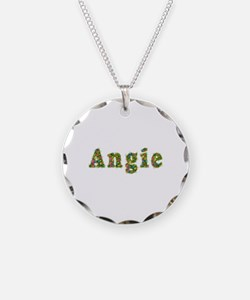 Angie Floral Necklace