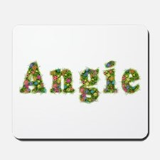 Angie Floral Mousepad