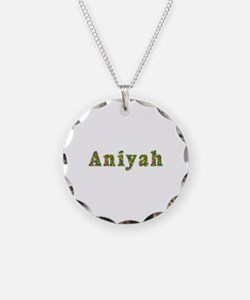 Aniyah Floral Necklace