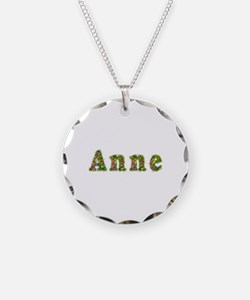 Anne Floral Necklace