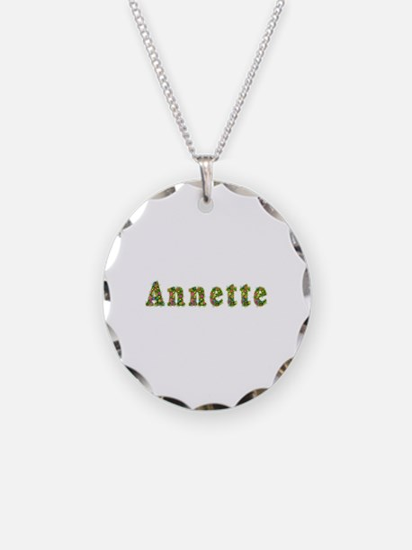 Annette Floral Necklace